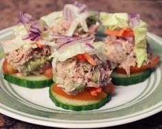The Michigan Mom Healthy Tuna Salad Recipe- The Michigan Mom