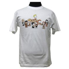 The Gang T-Shirt, now featured on Fab. By 604Republic