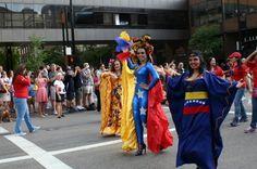 2012 World Choir Games Celebration of Nations in Cincinnati, Ohio