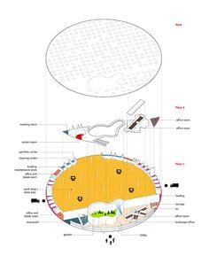 rastvor group santa claus logistics center competition finland designboom