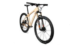 Fatash 29er - Renovo Hardwood Bicycles