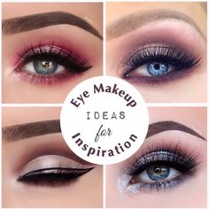122 GORGEOUS Eye Makeup Looks You'll Want to Copy IMMEDIATELY! Inspiration! #Beauty #Musely #Tip
