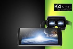 Lenovo K4 Note available for purchase in Saudi Arabia for SAR 899
