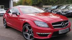 ** STOLEN CAR. PLEASE SHARE ****   On Friday 9th February- at 3.15am a Mercedes AMG CLS 63 was stolen from our forecourt in  Rowhedge ,  Colchester, Essex . Please  help us find the thief and the car. It pinged  Essex Police 's ANPR cameras in  Chelmsford, Essex  and has not been seen since.      The car is a one-off. Special order Zircon Red with Night Vision, AMG Performance Pack, Carbon Pack - £22k worth of extras fi...