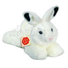 Peluche Conejo Blanco Hermann Teddy - Donurmy.es