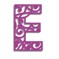 letters E   LETTER E » Krewella Kreations
