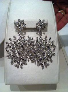 Paloma Picasso – Paloma's Olive Leaf Collection – For Tiffany & Co.