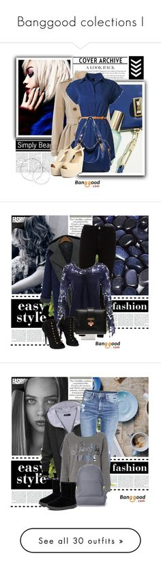 """""""Banggood colections I"""" by melodibrown ❤ liked on Polyvore featuring мода, Nearly Natural, Chanel, Umbra и Kim Seybert"""