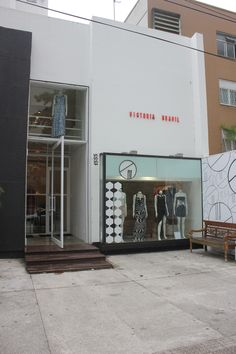 Av. Rio Branco - Comercio local (moda)