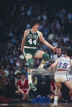 Pete Maravich - Boston Celtics, 1980