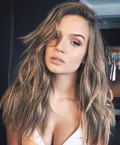 Find images and videos about model, angel and josephine skriver on We Heart It - the app to get lost in what you love. Beauty Makeup, Hair Makeup, Hair Beauty, Hair Colorful, Strawberry Blonde, Dark Blonde, Pretty Hairstyles, Pretty Face, New Hair