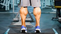 If you've tried and failed to build your calves, kick-start lower-leg growth with these three moves! Ace Fitness, Planet Fitness Workout, Fitness Tips, Health Fitness, Fitness Journal, Muscle Fitness, Mens Fitness, Month Workout Challenge, Workout Schedule