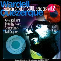 Wardell Quezerque: Sixteen Smokin' Soul Senders Vol. 2 buy online