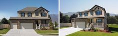 Capturing curb appeal: 4 real estate photography tips | Richmond American Homes