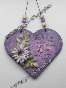 Heartfelt Creations Delicate Asters