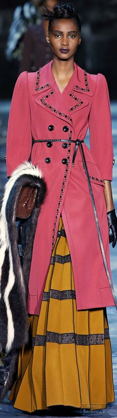 Marc Jacobs.Fall 2015.