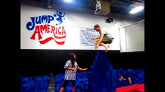 ChiIL Mama: 10% off 20 Person Birthday Party at Jump America! in Gurnee