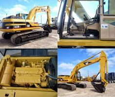Cheap Used 1998 #Caterpillar 322BL #Excavator in Laredo, TX, USA by GM Trucks & Equipment for only $ 54500 at Construction-MachineryTrader.Com