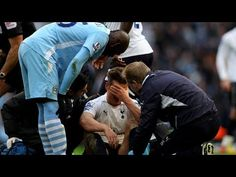 Mario Balotelli stamp on Scott Parker, Balotelli charged by the FA: Sports Tonight Live