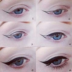 how to get rid of lines on bottom eyelid