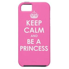 Shop iPhone 4 Savvy Hot Pink Keep Calm & Be a Princess iPhone Case created by DiamondImages. Personalize it with photos & text or purchase as is! Iphone 5 Cases, New Iphone, Cell Phone Cases, Electronic Gifts For Men, 5c Case, Mobile Covers, Plastic Case, Typography Design, Keep Calm