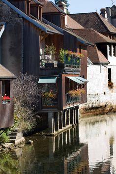 Ornans, Département du Doubs © Aurore Galland Photography
