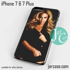 Beautiful Beyonce Phone case for iPhone 7 and 7 Plus