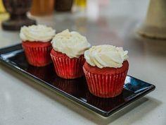 Savoury Red Velvet Cupcakes 2