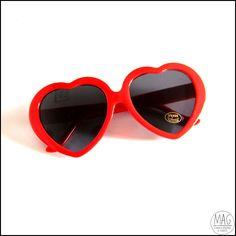 Óculos de sol no estilo Lolita!