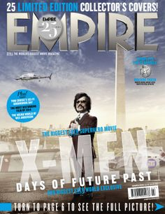 Empire X-Men: Days Of Future Past Exclusive - Bolivar Trask Cover