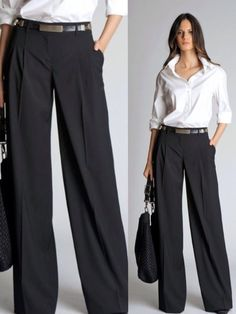Really like summer casual fashion women 6951930785 Business Casual Outfits, Office Outfits, Classy Outfits, Chic Outfits, Work Fashion, Fashion Pants, Fashion Outfits, Fashion Tips, Style Fashion