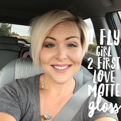 All you lipstick junkies out there-- do you want wholesale prices to fuel your lipsense addiction? JOIN MY TEAM and get a discount for yourself and/or a fabulous way to bring in some extra money! Not to mention you get to hang out with me ;) It's basically win-win! Fly girl, first love and matte gloss lipsense