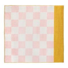 IKEA STILLSAMT Rug, high pile Pink 133 x 140 cm The rug's thick piles dampens sound, creating a snug feeling, and are soft to walk on for all sizes of feet.