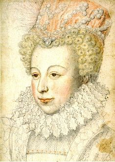 Several years after Marguerite de Valois' divorce from Henri III of Navarre and IV of France, Henri allowed her to come back from exile at the behest of his new wife, Marie de Medici, who was a fierce supporter of Marguerite.  Marguerite and Henri overcame their differences and became friends. Marguerite was a patron of the arts, and she cared for the children of Henri and Marie.  When she died in 1615, she was unmarried and childless; being the last legitimate Valois, the line died with…