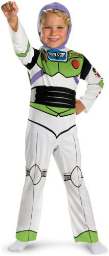 Disney Toy Story - Buzz Lightyear Classic Toddler / Child Costume By Disguise In