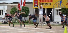‪#‎Competition‬ highlights of the 3rd ‪#‎Annual‬ ‪#‎Athletic‬ #Meet of Chandigarh University.