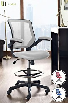 Finally, a chair that's comfortably chic.  Mondays are more welcoming when you're sitting in style.  LexMod's modern and mid-century style furniture is a favorite of interior designers, movie studios, and Fortune 500 companies. Make it yours today!