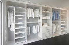 Begehbarer Kleiderschrank - Alpnach Norm