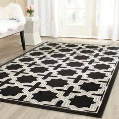 Safavieh Amherst Anthracite/ Grey Rug (9' x 12') - Overstock™ Shopping - Great Deals on Safavieh 7x9 - 10x14 Rugs