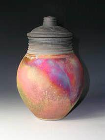 Copper Matt Raku Glaze | Firing Copper Matte