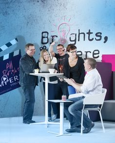 Mediapolis, Tampere - Bright place, Bright people. Finland. www.tampereallbright.fi