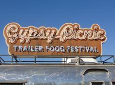 Gypsy Picnic Food Trailer Festival 2010 - Austin, Texas