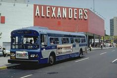 I used to take this bus from Ridgewood to Elmhurst, where this Alexanders was. I worked across the street in St. John's Hospital, evening shift, in Queens Nyc, Queens New York, Paramus Park, Forest Hills Queens, Metropolitan Transportation Authority, Rego Park, Bus City, Long Island Ny, Vintage New York