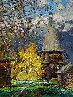 North wind by M. G. Abakumov