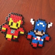 Made this cuties today  #hama