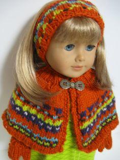 American Girl Doll - Fall sweaters