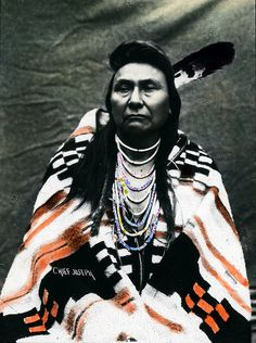We were contented to let things remain as the Great Spirit made them. They were not and would change the rivers and mountains if it did not suit them. --Chief Joseph, Nez Pierce