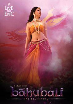Avanthika Poster Bahubali official store