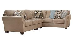 Cahal - Flax Sectional