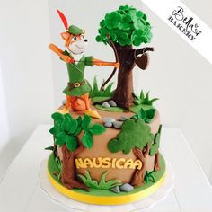Robin Hood cake - Cake by Bella's Bakery